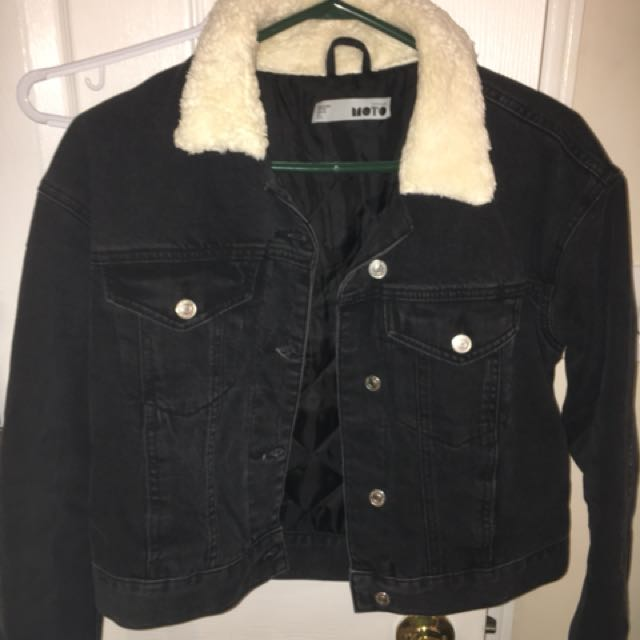 Topshop jean jacket