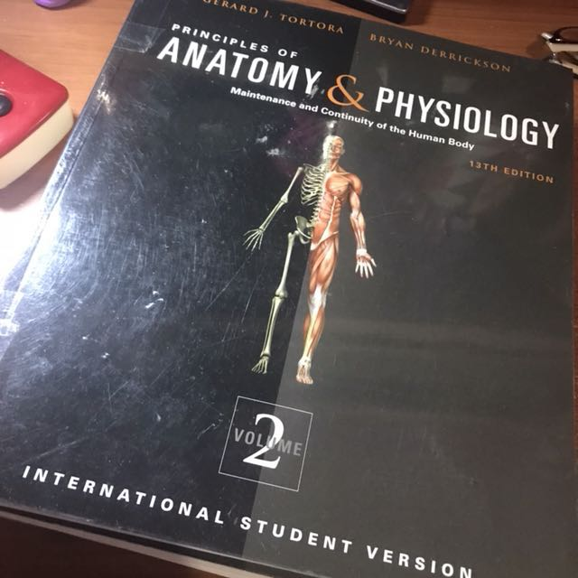 Beautiful Tortora Anatomy And Physiology 11th Edition Ensign ...