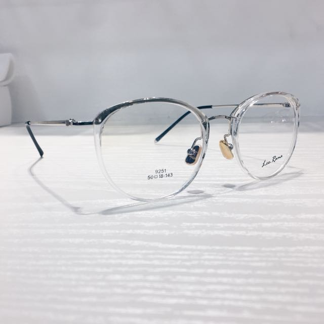 TRENDY CLEAR GLASSES/ SPECTACLE FRAME