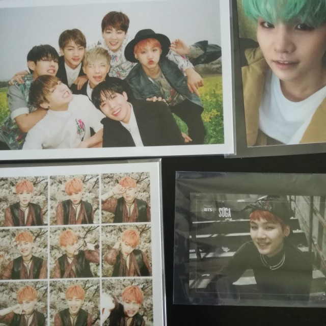 Various photocards