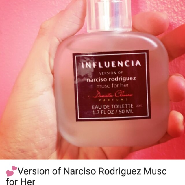 Version of Narciso Rodriguez Musc for Her 50ml