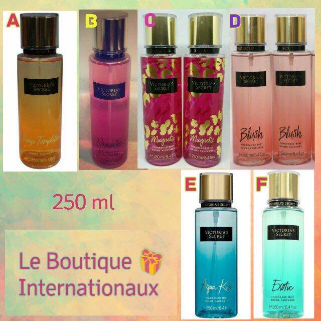 faab281300 Victoria s Secret Spray Mist USA
