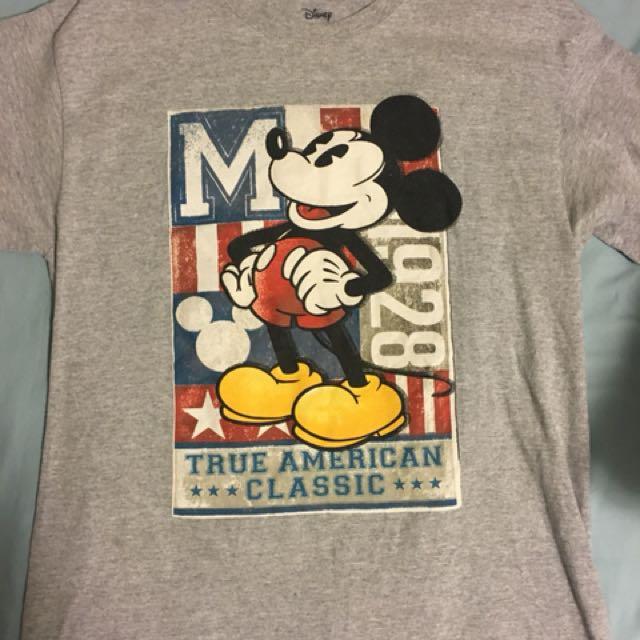 Vintage Mickey Mouse Tee