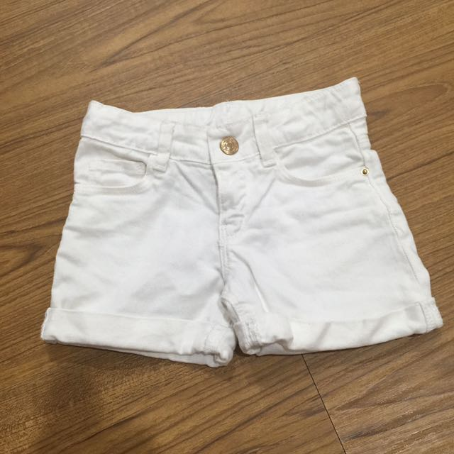 ✨ZARA牛仔短褲九成新