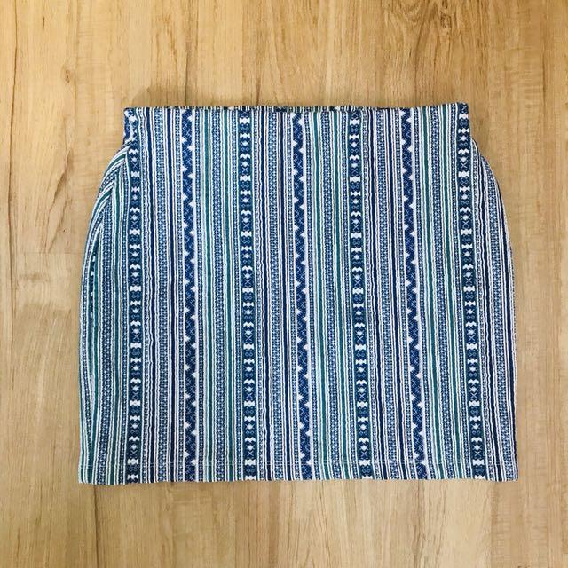 Zara Skirt (Pencil Cut)