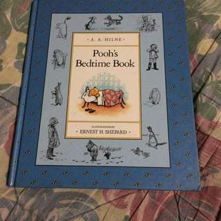 Pooh's Bedtime Book (A. A. Milne)