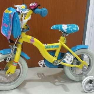 Schwinn Tigress 12 inch kids bike