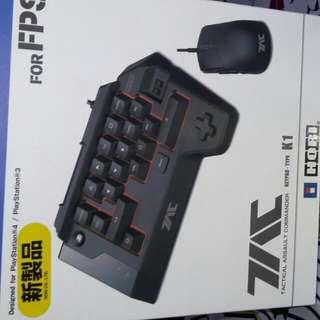 ps4 ps3鍵盤 keypad 可以小議價