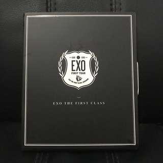 EXO WOLF/XOXO/GROWL POLAROID SET (BLACK)