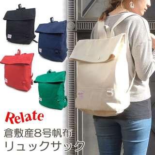 日本制🇯🇵背包Relate -日本直送