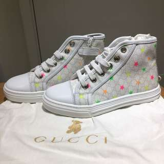 GUCCI kids Sneakers (new)