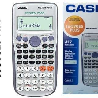 Casio 570es plus Original