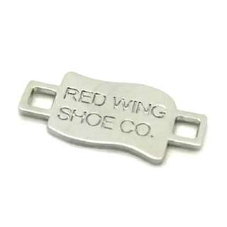 PREORDER;USA FLAG RED WING® SHOES LACE BUCKLES