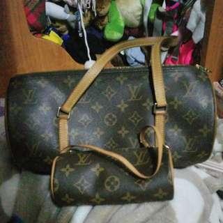 Authentic Louis Vuitton Papillon 26 handbag