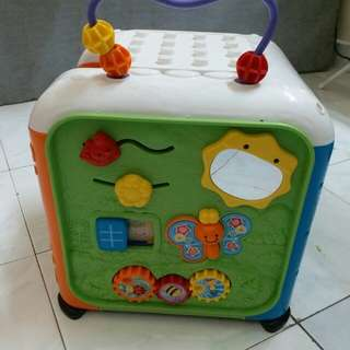 Vtech cube learning