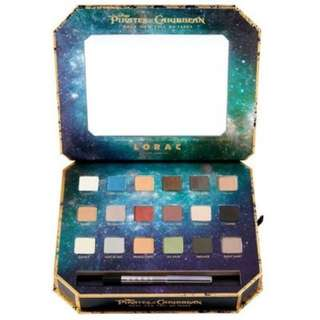 Lorac pirates of the caribbean pro (limited edition)