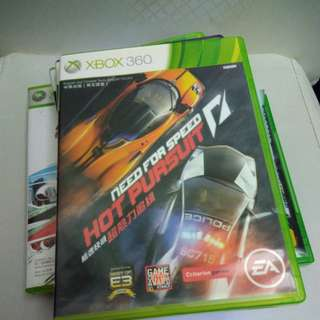 Xbox360 need for speed超熱力追緝