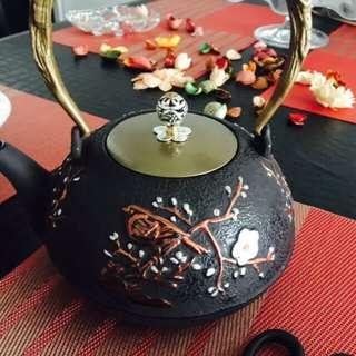 日本鑄鐵茶壺(要訂)減價