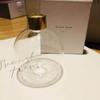 Kikki K Glass Vase