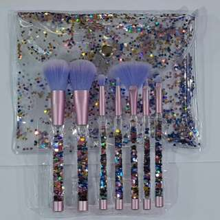 Glitter Brush Set (7pcs)