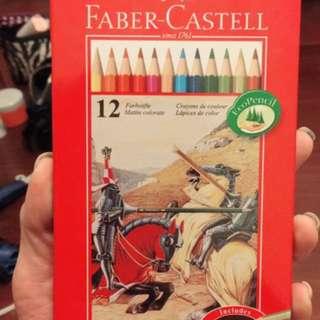 🚚 輝柏12色鉛筆