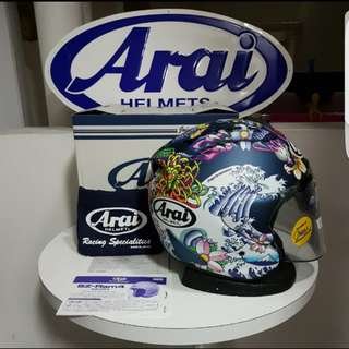 Arai Ram4 Oriental For Sale..