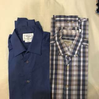 TM Lewin shirt