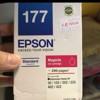 EPSON 177 INK CARTRIDGES