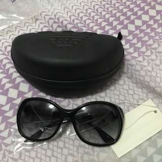 🈹️emporio armani 女裝太陽眼鏡(黑色) $200 包順豐