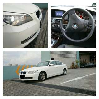 CNY package! BMW 5 Series ONLY @ $64/day, $1985PM!
