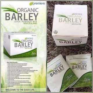 JC Premiere Barley Juice