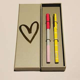 Kikki K Magnetic Gel Pen Set