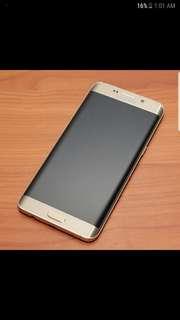 Samsung s6 plus  edge plus good condition 80%