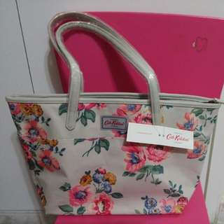 Cath Kidston Small Trimmed Tote