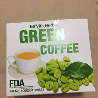 Vita Herbs - Green Coffee / Slimming Green Coffee