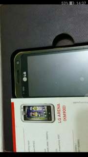 LG Km900, ($180)今日下午大圍站,