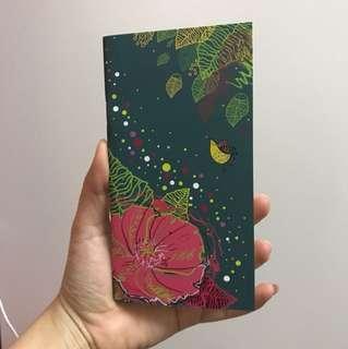 Mini Saving Book (Green)