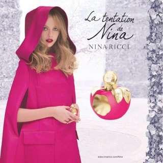 Nina Ricchi La Tentation Perfume  EDT