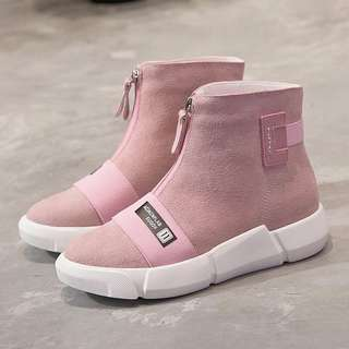 Pink Sporty shoe