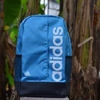 Bag ADIDAS [biru cair]