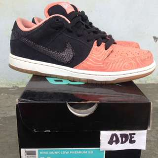 Nike dunk low premium sb fish ladder