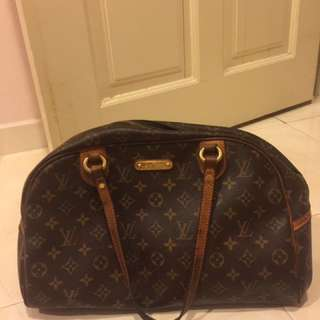 Louis Vuitton Montorgueil GM M95566 Authentic