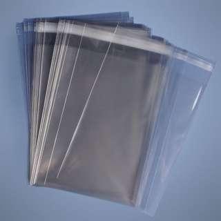 """Resealable plastic bag, 150 pcs, 3"""" x 4 """" (8 x 10cm) size"""