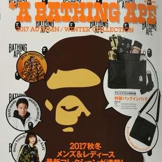 日本雜誌附件APE斜咩袋(包郵)