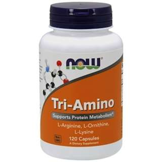 Now Foods, Tri-Amino, 120 Capsules