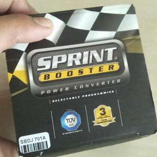 Honda Stream RN6 Sprint Booster