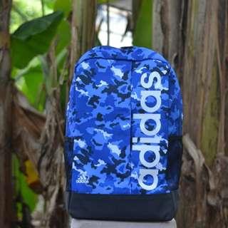 Bag ADIDAS [corak biru]