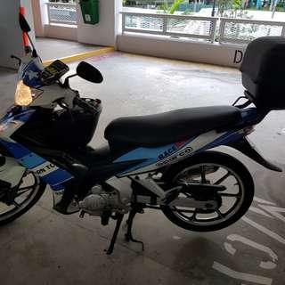 Yamaha LC135 Spark