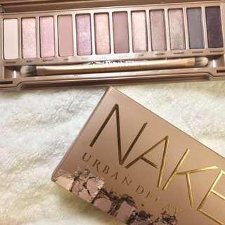 BRAND NEW URBAN DECAY Naked 3 Eyeshadow Palette