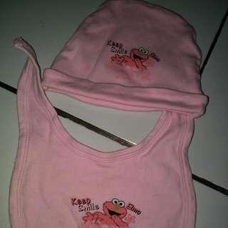 #MakinTebel Beanie pink